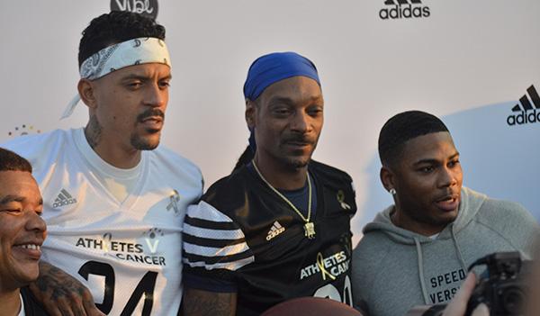 Matt Barnes And Snoop Dogg Host 5th Annual Celebrity Football Game