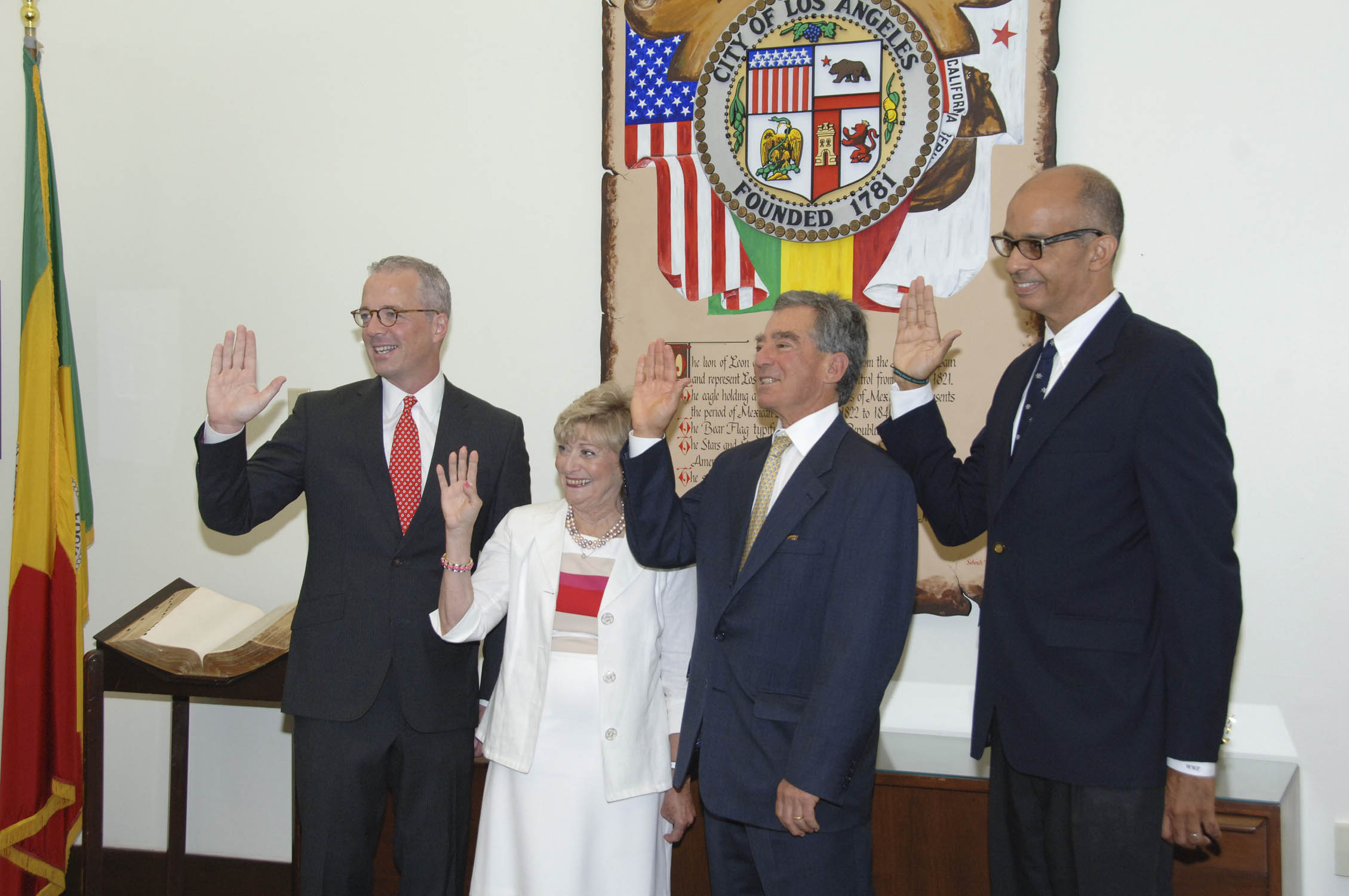 William Funderburk – A Champion for the People - Los Angeles