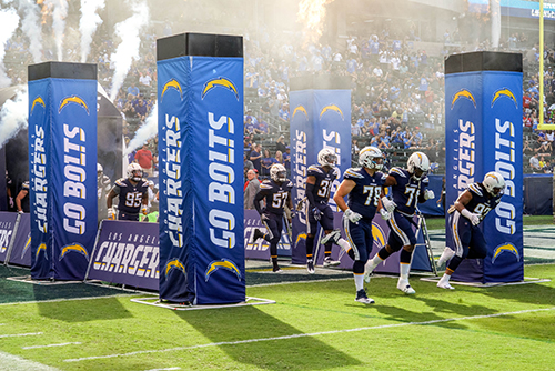 26affb2f Los Angeles Chargers Set To Play In Mexico City On Monday Night ...
