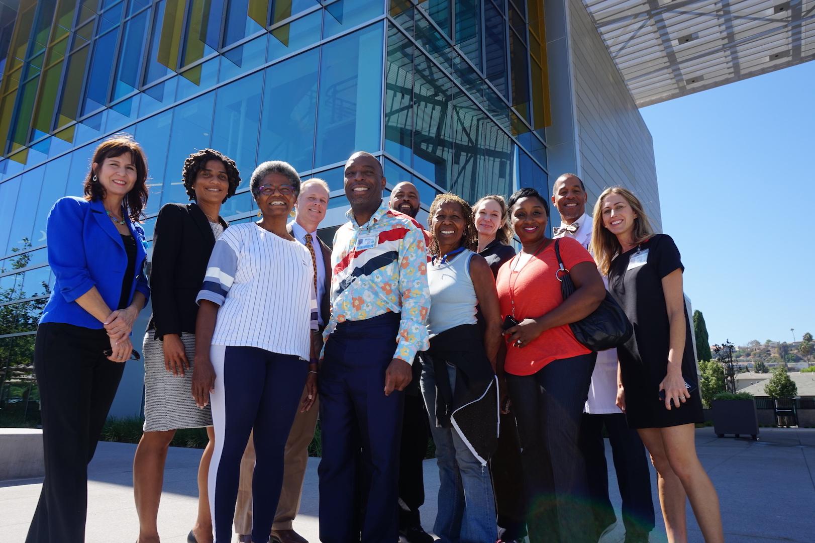 Kaiser Permanente Baldwin Hills-Crenshaw Medical Celebrates