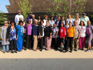 fe0e39568 Museum of African American Art members tour National Museum of African A..