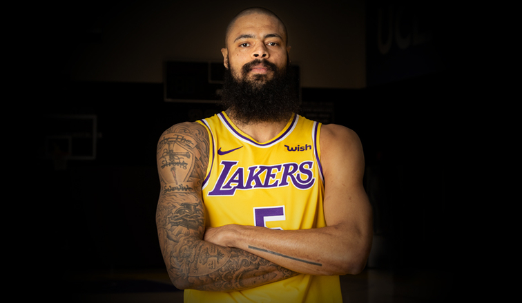 8dbb9bfc79d Lakers Sign 18-Year NBA Veteran Center Tyson Chandler - Los Angeles  Sentinel | Los Angeles Sentinel | Black News