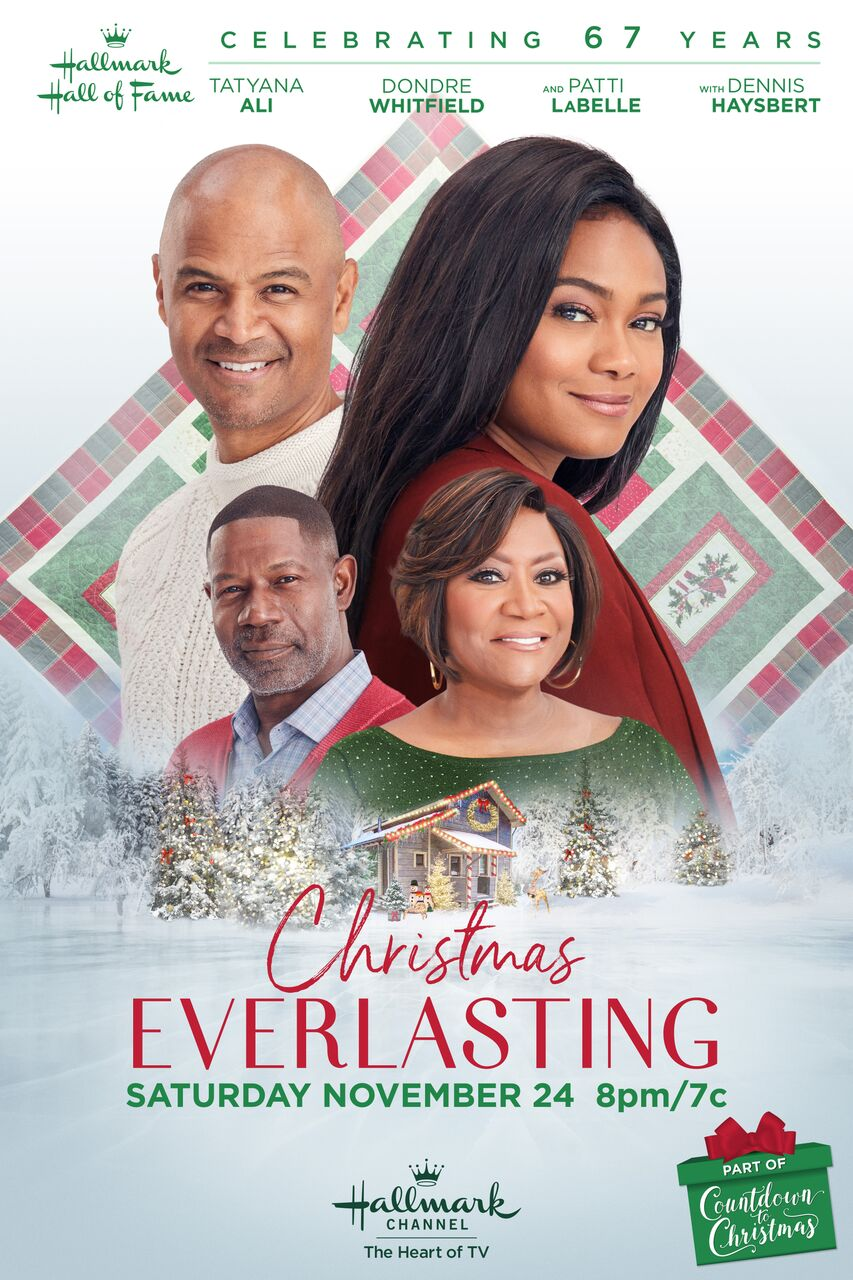 Christmas new movies hallmark Ready For