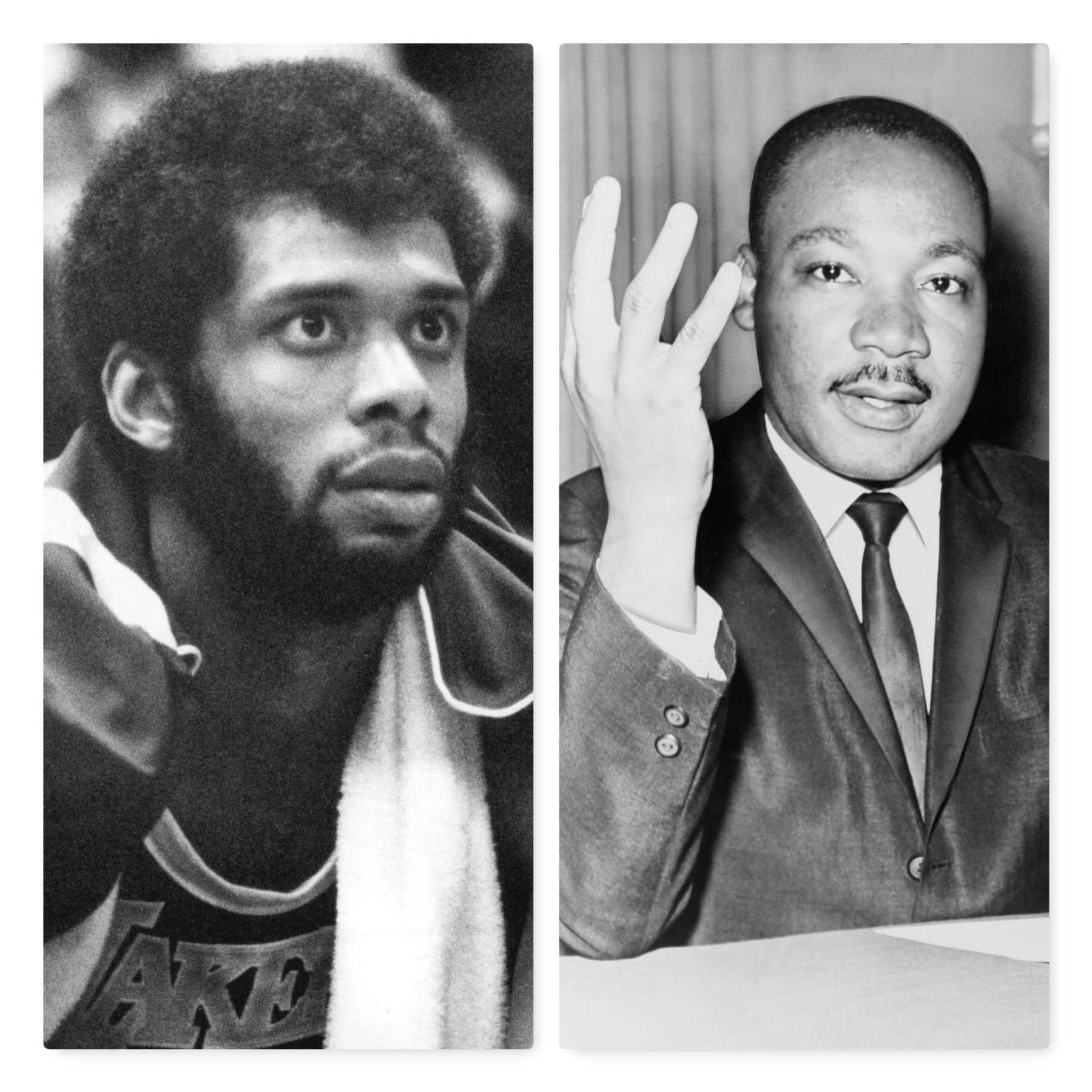 newest ea2f0 1f599 Young Kareem Abdul-Jabbar Interviewed The King - Los Angeles ...