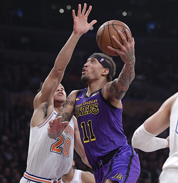 e2b660ea9 The Underrated Return of Michael Beasley to the Shorthanded Lakers ...