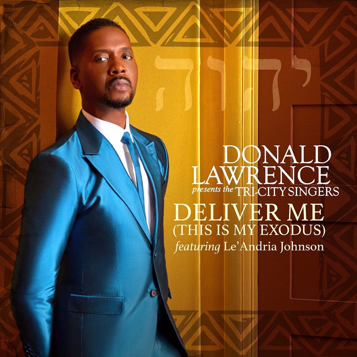 GRAMMY-WINNING MAESTRO DONALD LAWRENCE RELEASES NEW SINGLE WITH THE