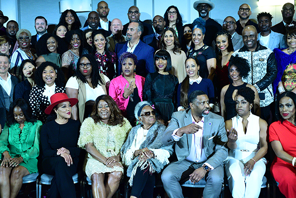 The 50th NAACP Image Awards Nominees Luncheon