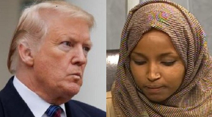 The Black Caucus Responds to President Trump's Reckless Attack on Rep. Ilhan Omar