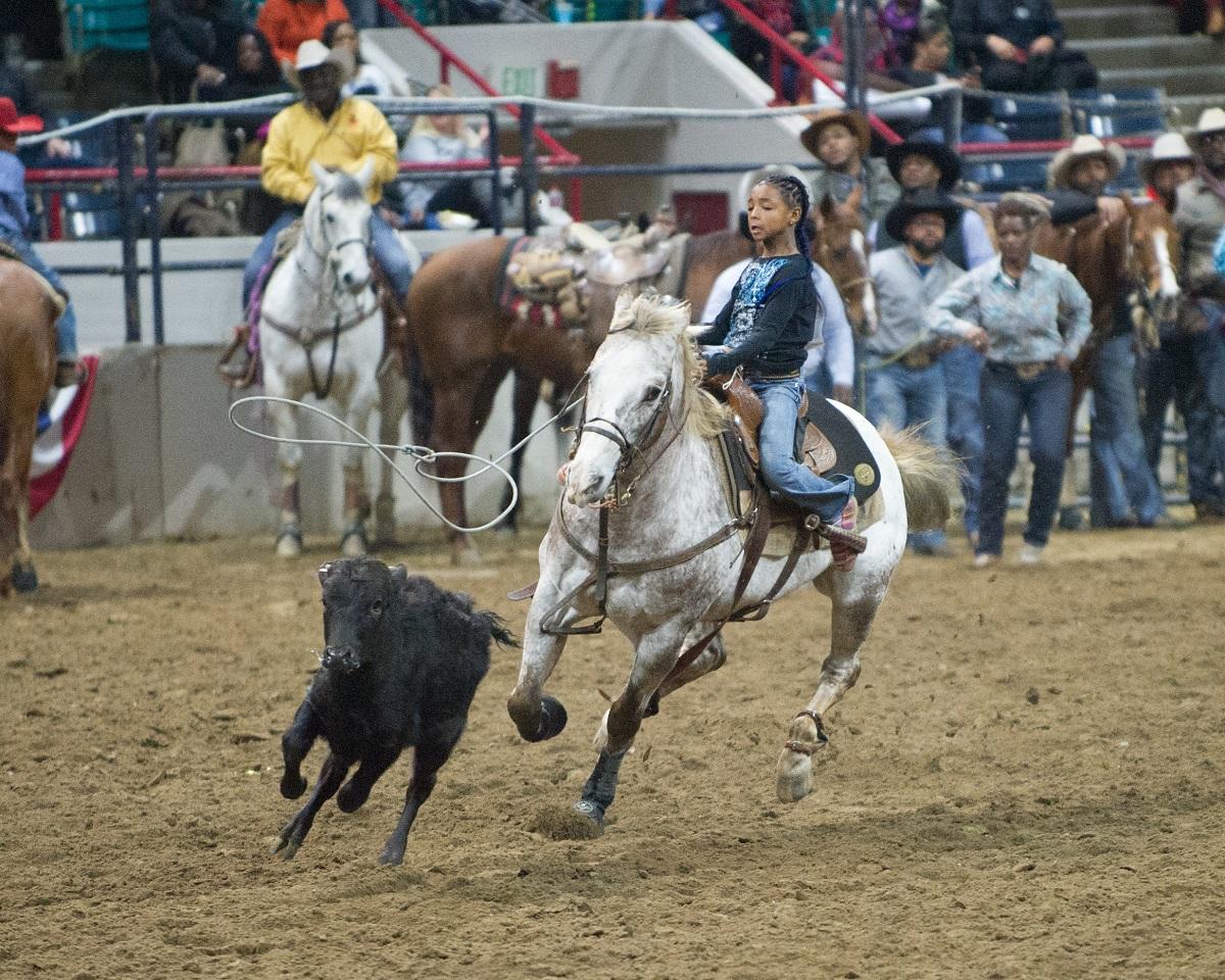 Bill Pickett Invitational Rodeo provides rare glimpse at