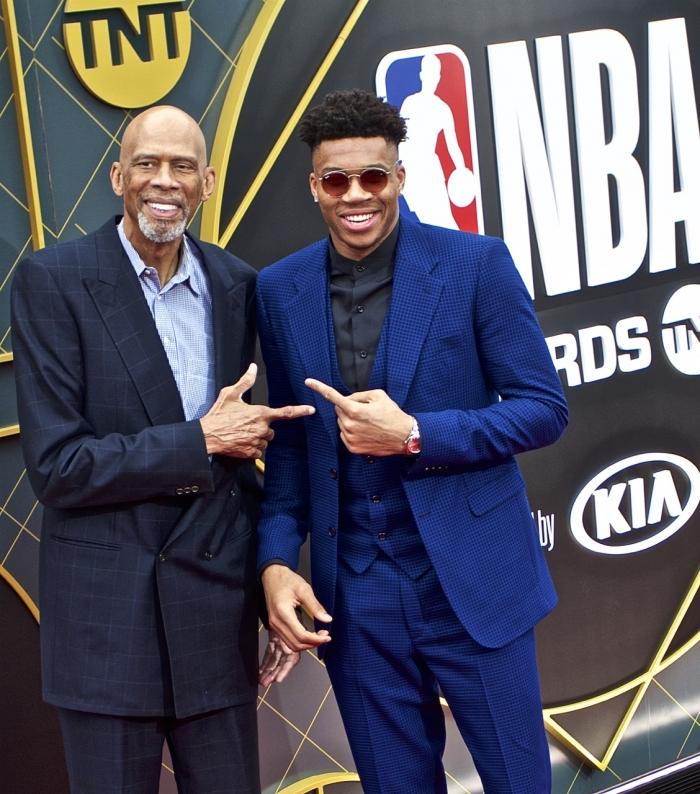 2019 NBA Awards: Giannis Antetokounmpo Wins NBA MVP - Los ...