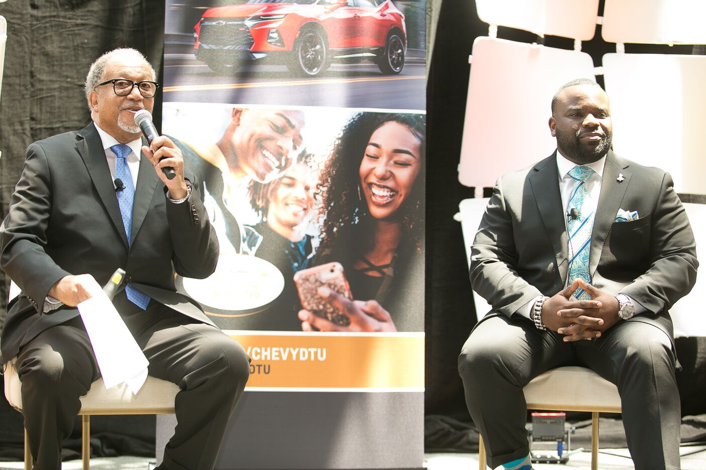 GM Exec Touts DTU and other Programs that Feature HBCUs - Los Angeles Sentinel