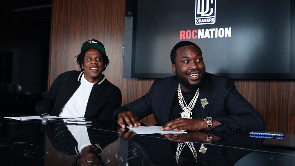 WATCH: Jay-Z and Meek Mill Join Forces to Launch Dream
