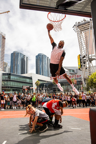 L A  Live Turned Streetball Tournament - Los Angeles Sentinel | Los