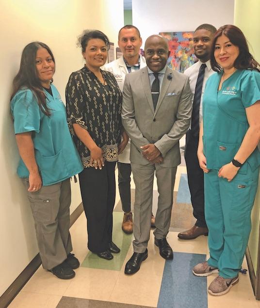 Redeemer Church Partners with MLK Clinic to Raise Health