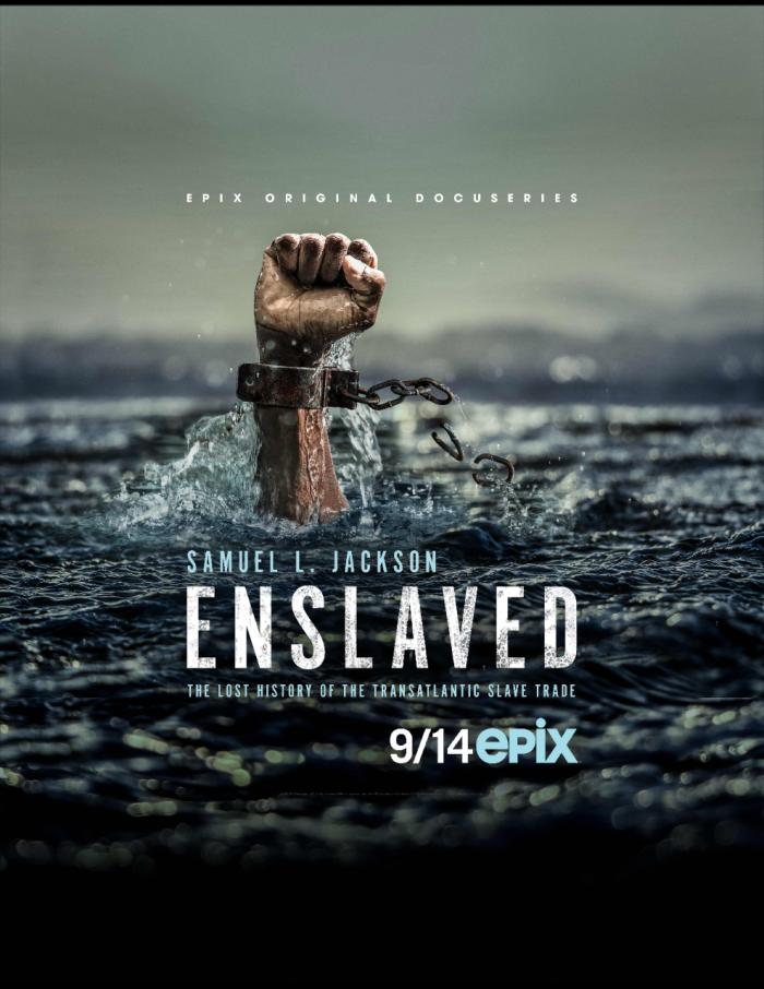 Enslaved with Samuel L. Jackson