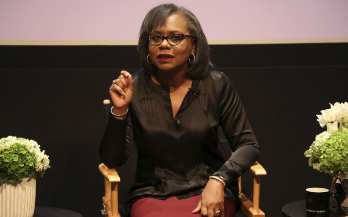 Anita Hill, Chair of the Hollywood Commission.