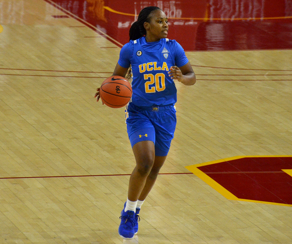 UCLA Ousts USC 73-52 at the Galen Center
