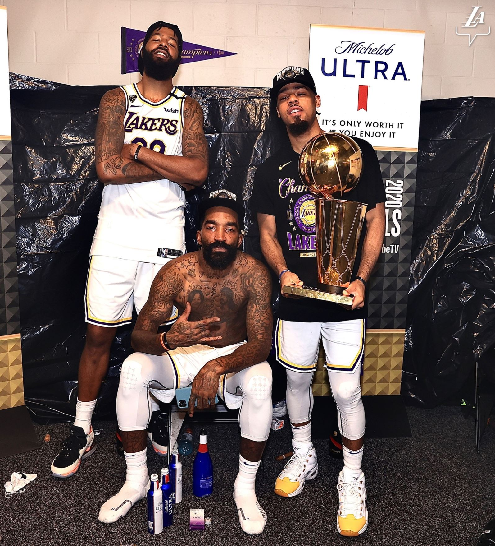 Lakers Re-Sign Quinn Cook - Los Angeles Sentinel   Los Angeles ...