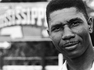 June 12:Civil Rights worker Medgar Evers was shot to death in his driveway in Jackson, Mississippi, 1963