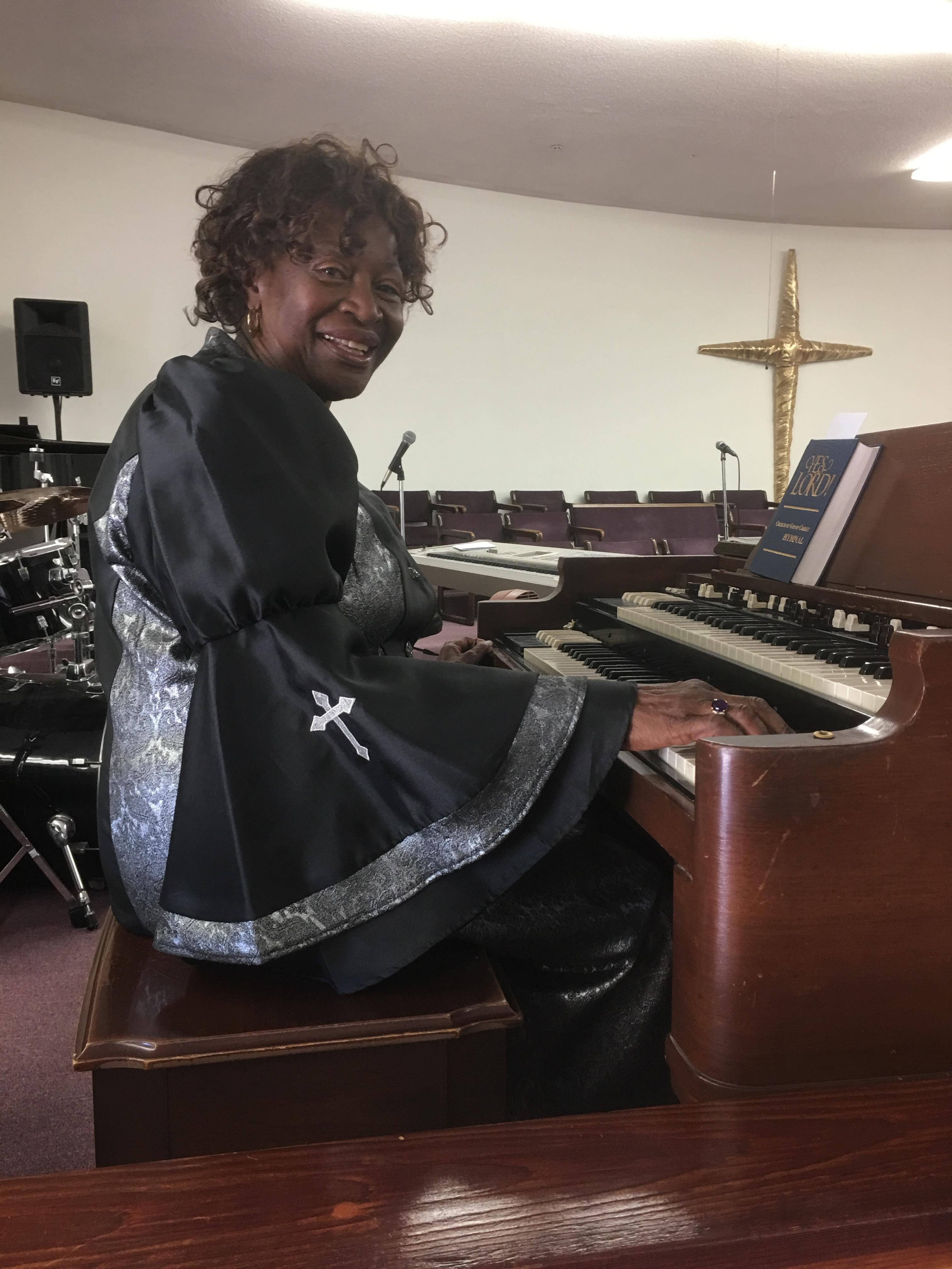 Celebration of Life Set for Lillie Benbow Jackson