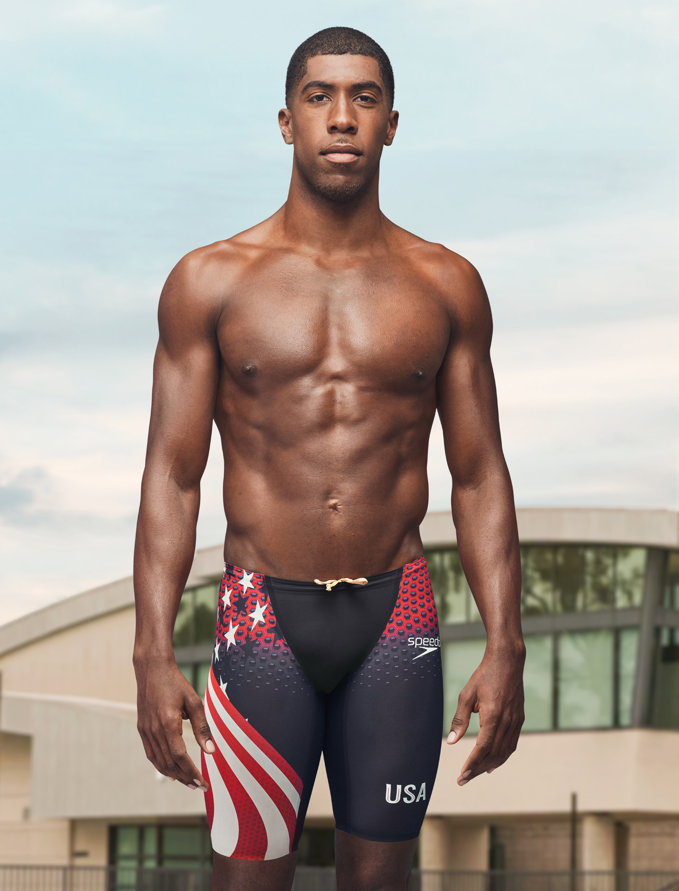 Paralympian Bronze Medalist Jamal Hill Wants to Share Swimming with the World