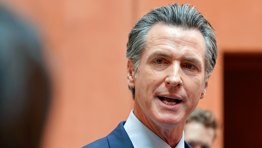 Gov. Newsom Stands Firm on Mandates as State Reaches COVID Milestone